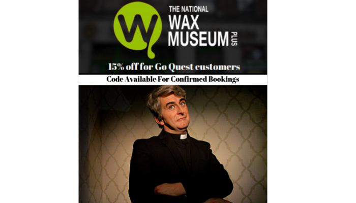 The National Wax Museum Plus & GoQuest